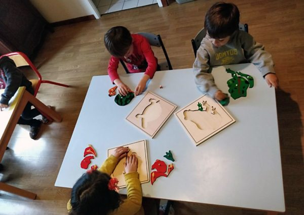 écola Nidau - Soustons - école Montessori